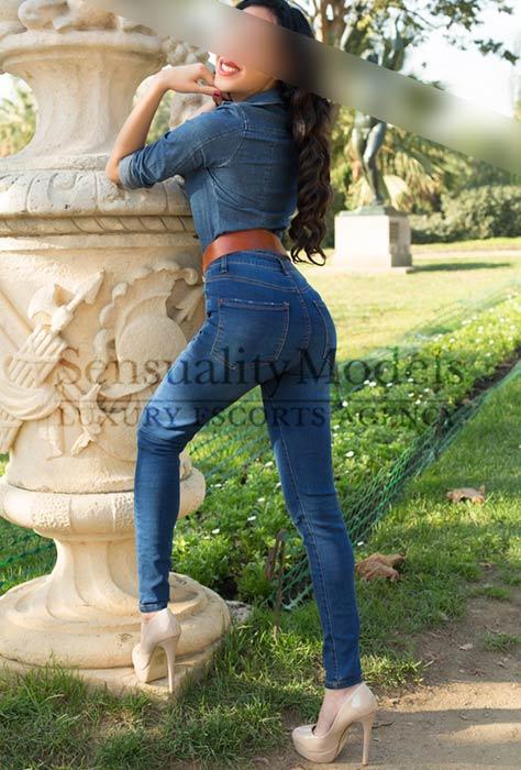 Eulalia pantalon vaquero