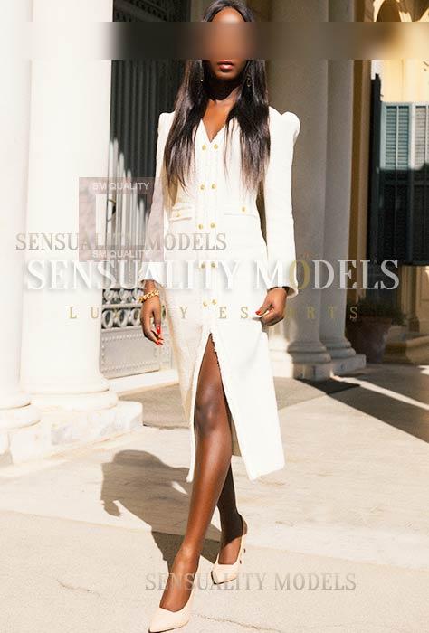 chica africana