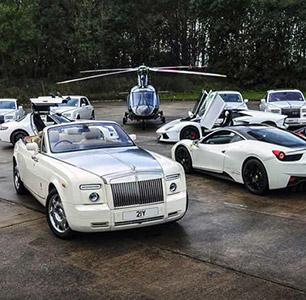 alquiler limousinas