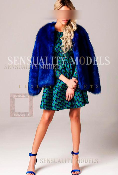 Carolina modelo muy guapa de 23 años